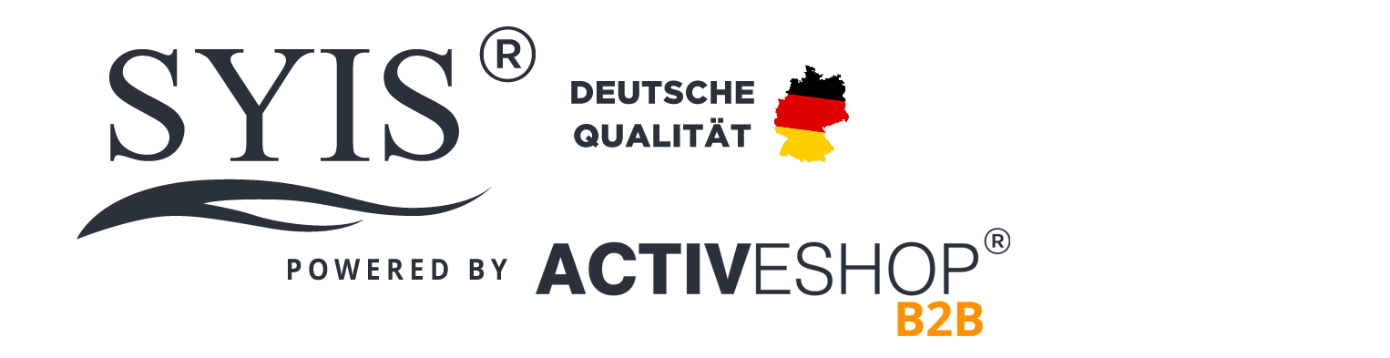 SYIS Powered by ACTIVESHOP B2B